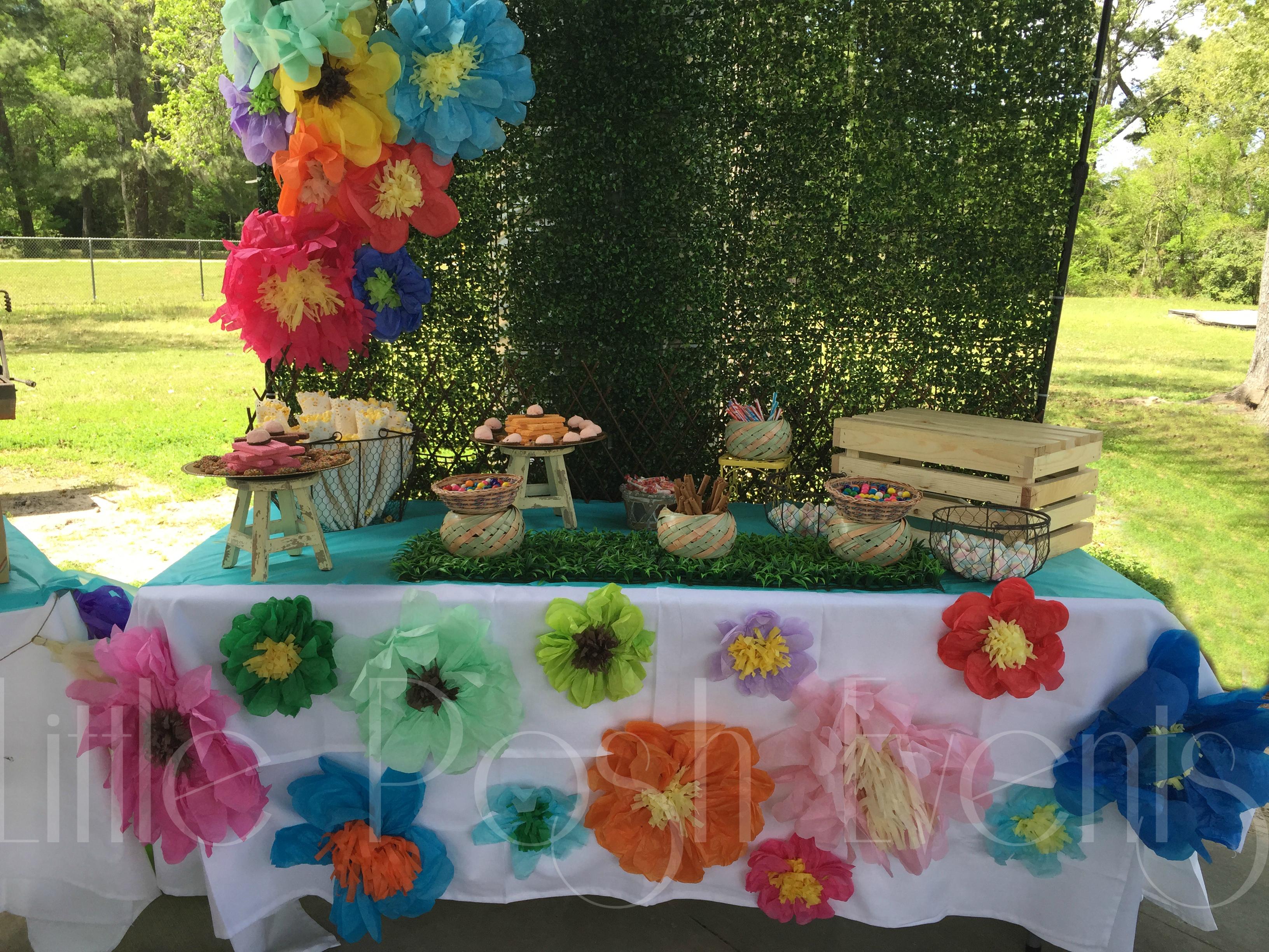 coachella party favors | little posh events