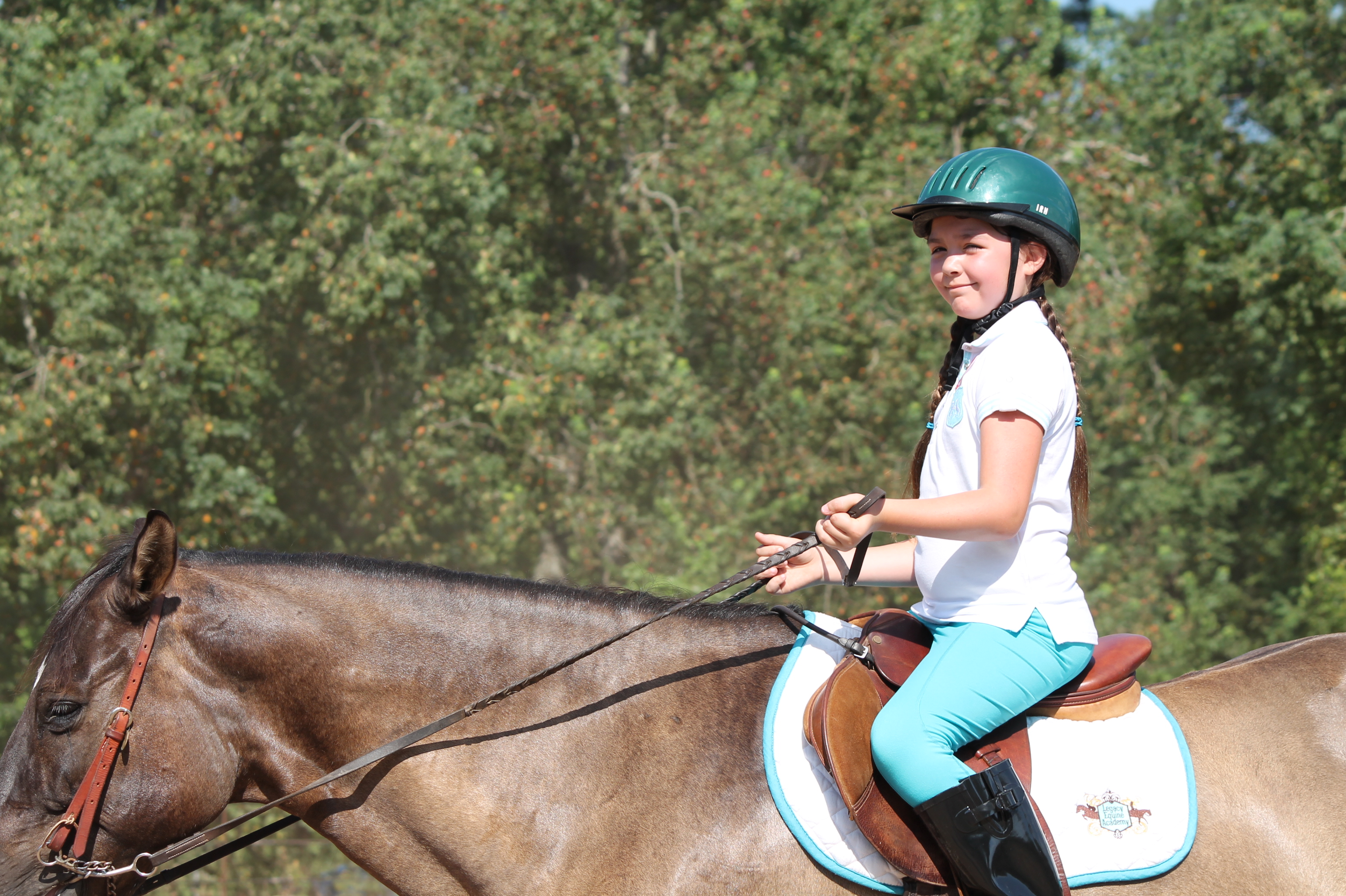 Watch How to Host a Horse Riding Party video